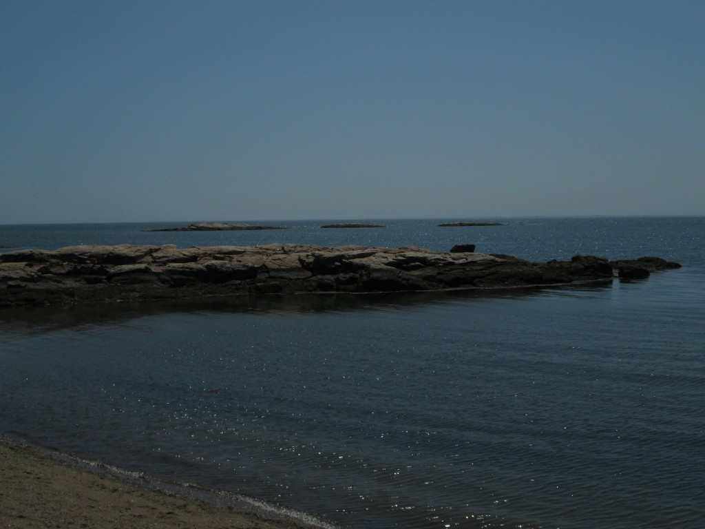 Owenego Beach, Branford, CT