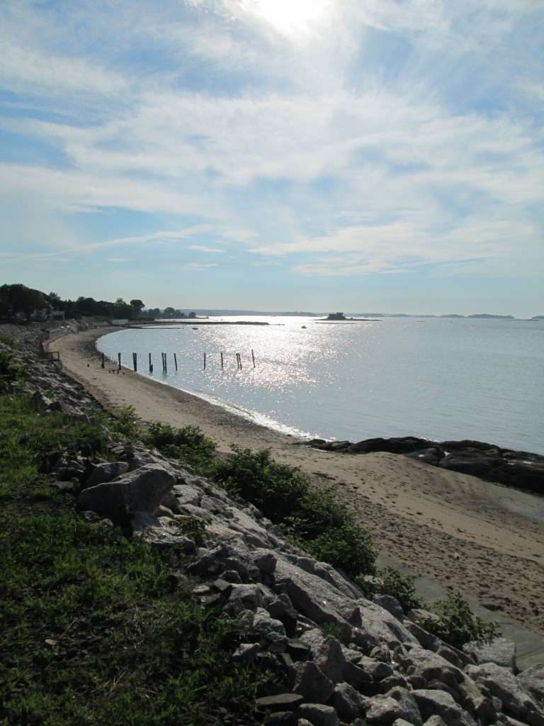 Long Island Sound, Linden Shores, CT