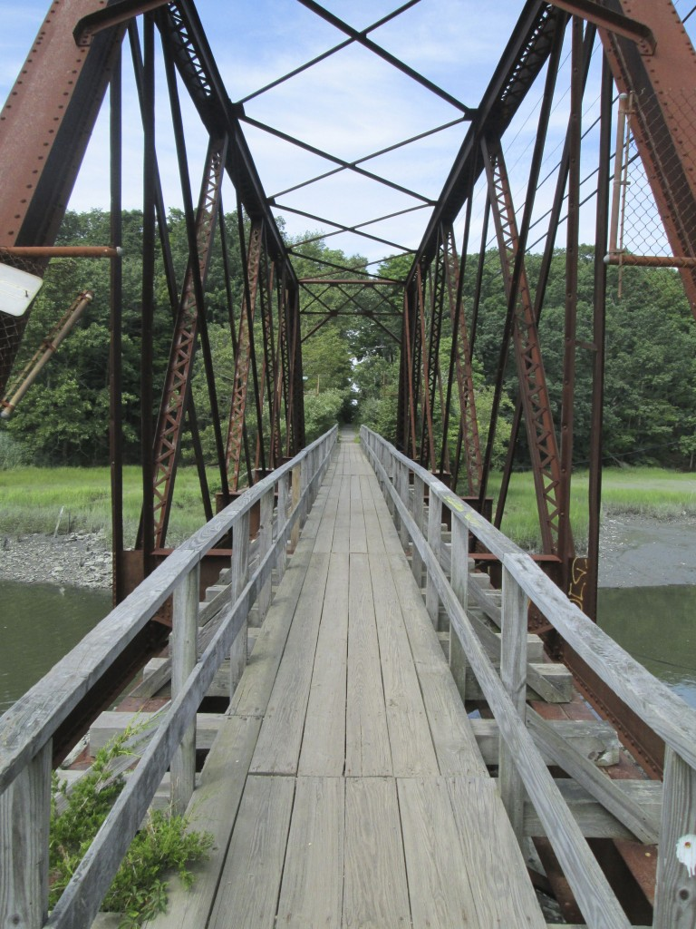Bridge, Stony Creek, CT