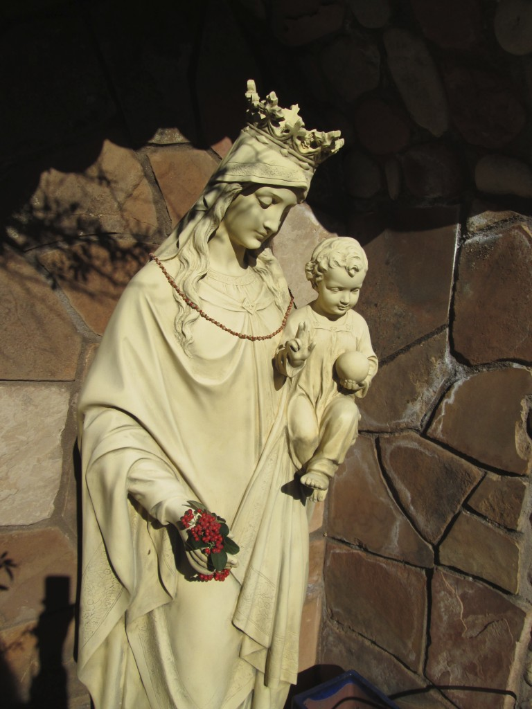 Mother Mary & Jesus, Sedona, AZ